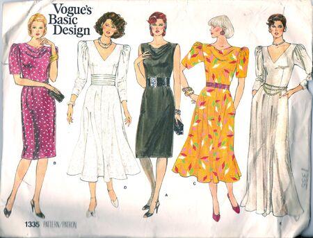 Vogue 1335