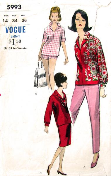 Vogue 5993