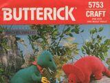 Butterick 5753 A
