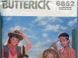 Butterick 6852 A