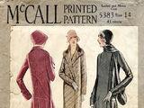 McCall 5383