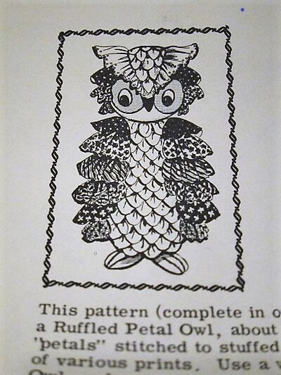 Alice Brooks owl