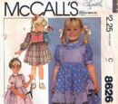 McCall's 8626