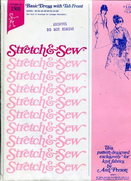 Stretch&sew1501