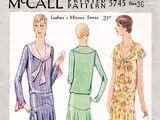 McCall 5745 A