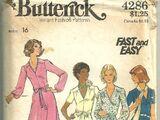 Butterick 4286