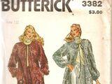 Butterick 3382