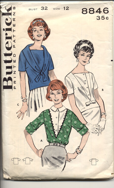 Butterick8846front