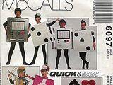 McCall's 6097 A