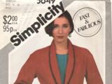 Simplicity 5649 A