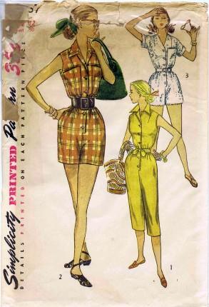 Simplicity 1953 4337