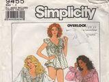 Simplicity 9455 B