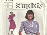 Simplicity 7446 B