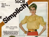 Simplicity 5608 B