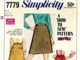 Simplicity 7779