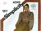 Simplicity 6045
