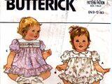 Butterick 3600 B