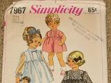 Simplicity 7967 B