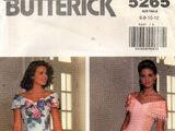 Butterick 5265 D