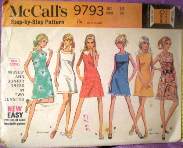 McCall's 9793 image