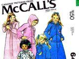 McCall's 6485 A