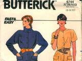 Butterick 6744