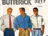 Butterick 3217 B