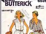 Butterick 6531 C