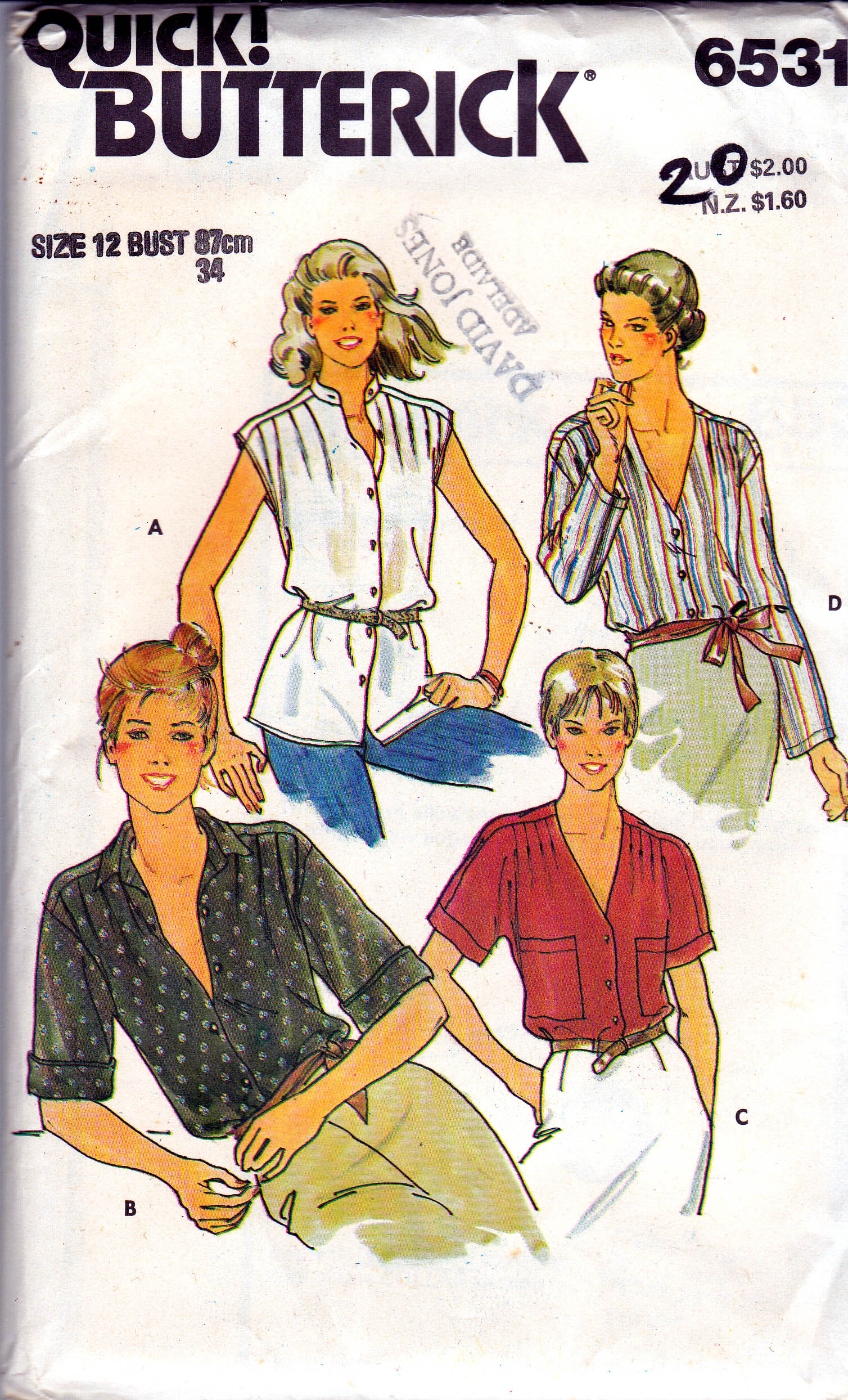 Image result for butterick 6531