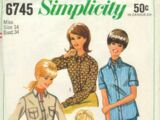 Simplicity 6745