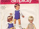 Simplicity 8565