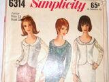 Simplicity 6314