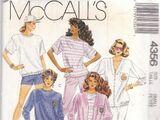 McCall's 4356 A