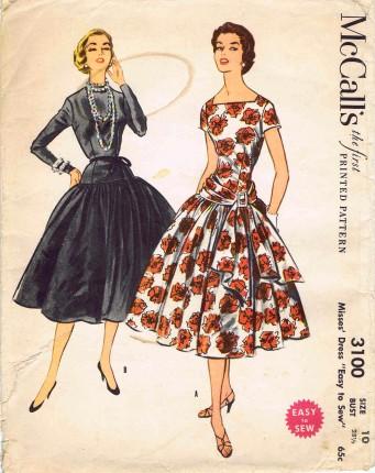 McCalls 1954 3100