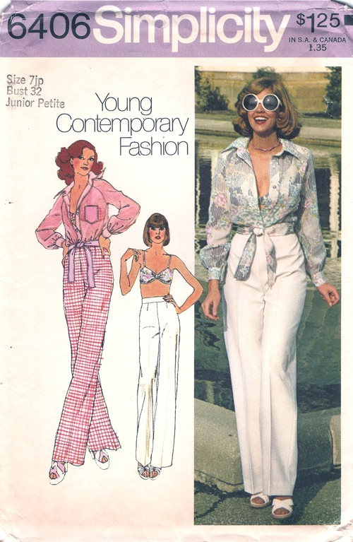 Simplicity 6406 A | Vintage Sewing Patterns | FANDOM powered by Wikia