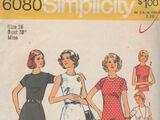 Simplicity 6080 B