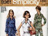 Simplicity 9361