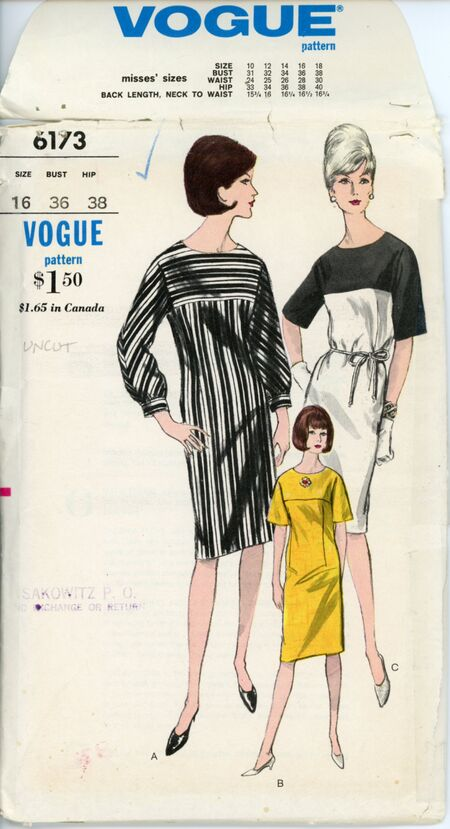 Vogue 6173344