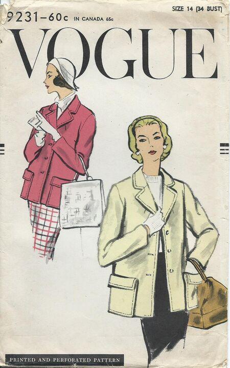 Vogue 9231a