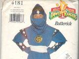 Butterick 4181 C