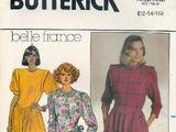 Butterick 3457 A