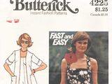Butterick 4225 A