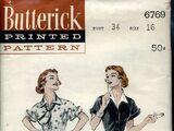 Butterick 6769