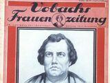 Vobachs Frauenzeitung No. 39 Vol. 36 1933
