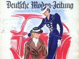 Deutsche Moden-Zeitung No. 23 Vol. 45 1936