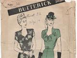 Butterick 3420 B