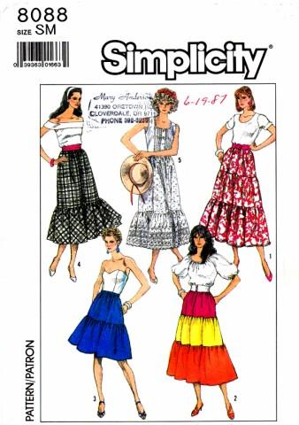 Simplicity 1986 8088