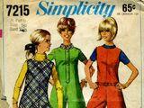 Simplicity 7215 A