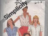 Simplicity 5172 A