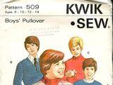 Kwik Sew 509